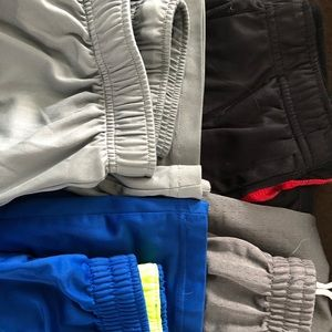 Other - Lot of 4 piece athletic shorts and pants